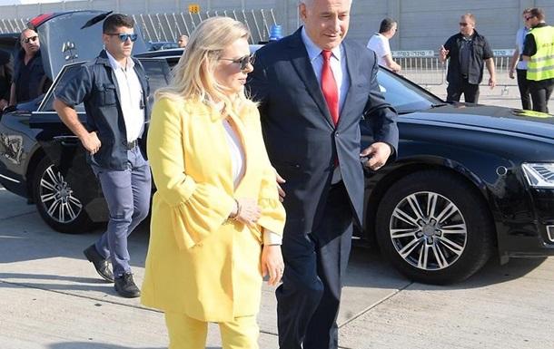 Не виноватая она: офис Зеленского прокомментировал инцидент с женой Нетаньяху