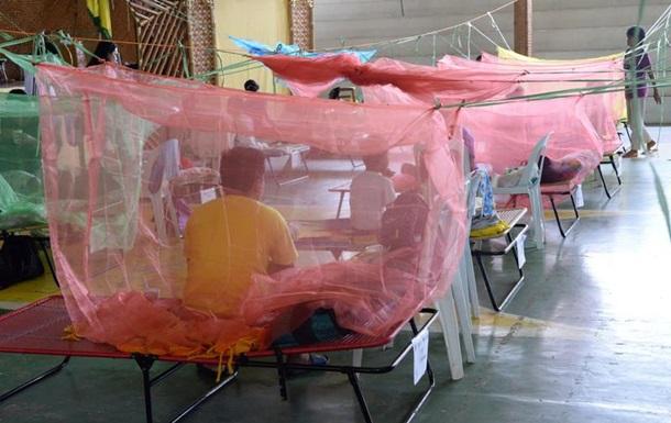 На Филиппинах число жертв лихорадки денге превысило 800 человек