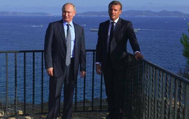 Оптимизм по Украине. Пресса о Путине у Макрона