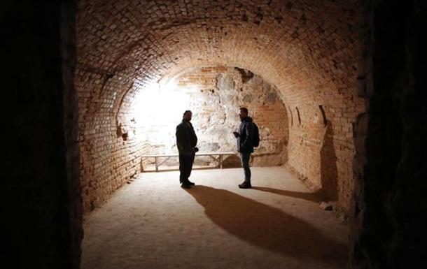 У Вінниці знайшли підземні ходи і попросили у Ватикану їх карти