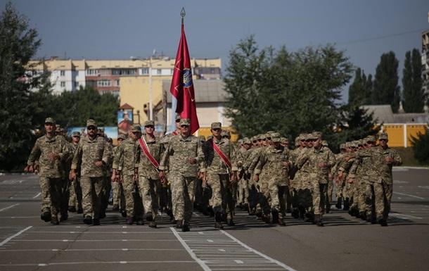 Состоялась тренировка военных к Шествию Достоинства