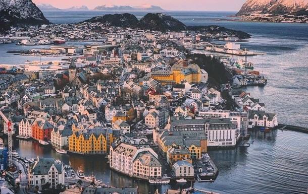 Порошенко із сім'єю рибалить в Норвегії - ЗМІ