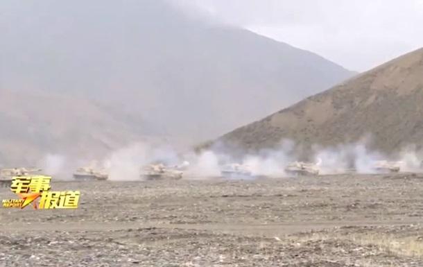 Китай показав  війну нового покоління