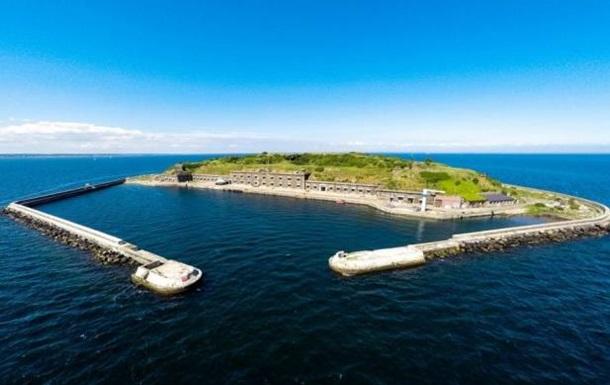 В Дании построили остров для молодежи