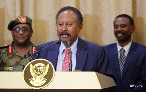 Новый премьер-министр Судана принес присягу