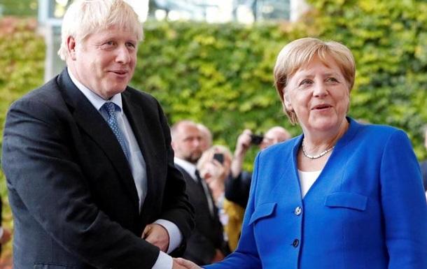 Brexit: Джонсон та Меркель шукають рішення щодо backstop