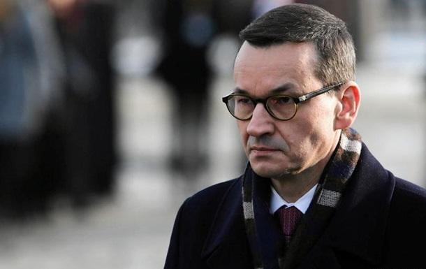 Польща і далі вимагатиме від Німеччини репарацій