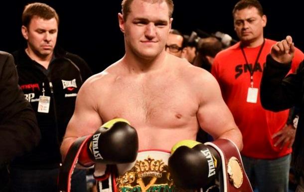 Опытный российский боксер согласился провести бой с Усиком