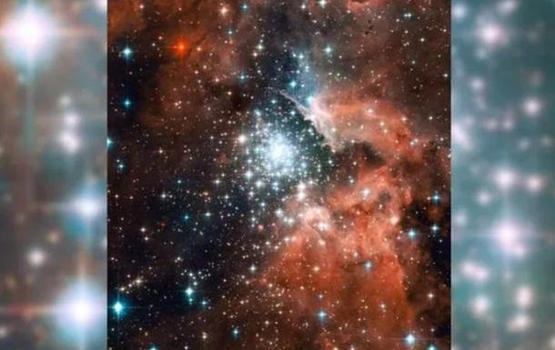 Hubble зробив видовищне фото скупчення тисяч зірок