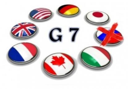Меркель, Джонсон и Макрон  похоронили  планы возвращения РФ в G7