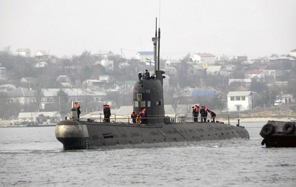 Росія має намір утилізувати єдину українську субмарину Запоріжжя