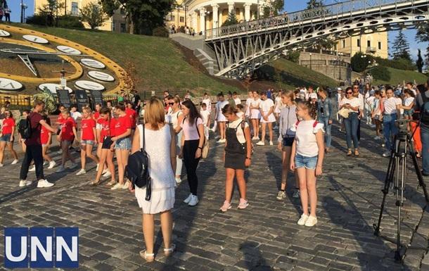 В Киеве проходит репетиция Марша достоинства