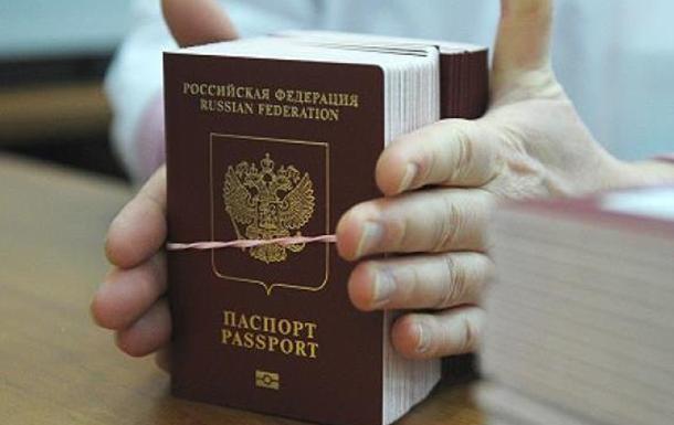 """Боевиков """"ЛНР"""" наказывают за отказ оформлять русские паспорта"""