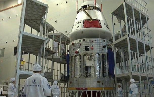 В Китае построили частично многоразовый космический корабль
