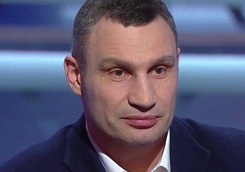 Золотой фонд Кличко: сами выбрали мэра Киева, нравится он им, или нет