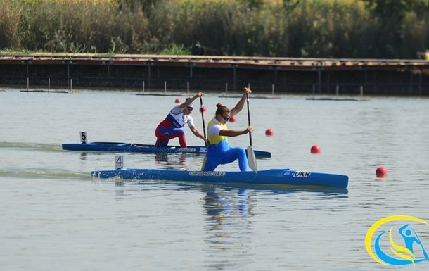 Украинка Четверикова выиграла первую медаль ЧМ по гребле на байдарках и каноэ