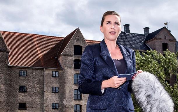 Данія посилює оборону Гренландії