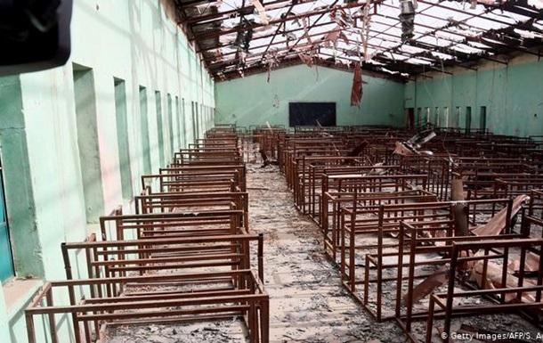 В Африці через спалах насильства закриті тисячі шкіл