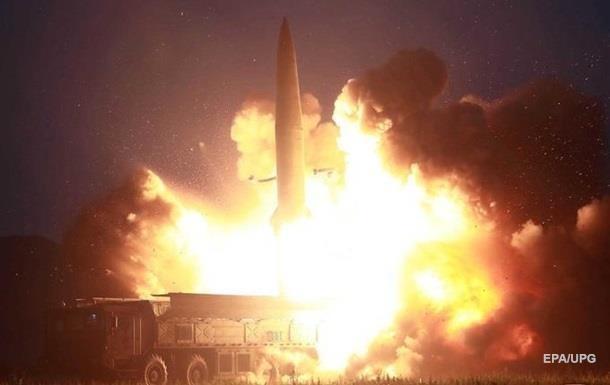 КНДР провела новий запуск ракет