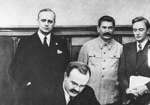80 лет пакту Молотова-Риббентропа: территориальные претензии