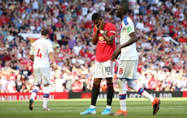 Манчестер Юнайтед сенсационно проиграл Кристал Пэлас