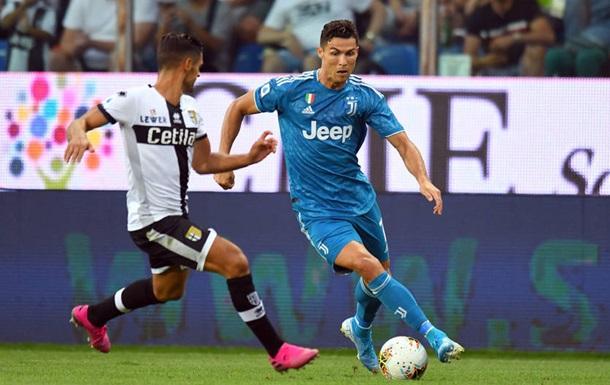 Ювентус з перемоги стартував у чемпіонаті Італії