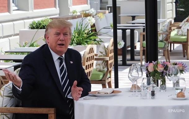 Трамп остался доволен первым днем саммита G7