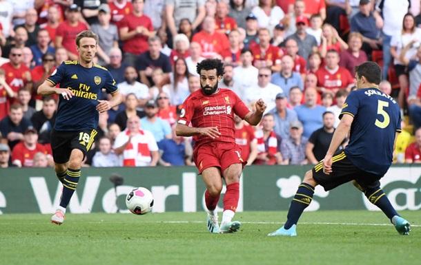 Ліверпуль повторив клубний рекорд 29-річної давності