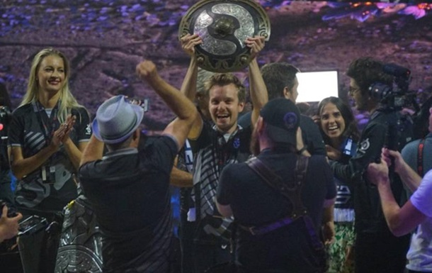 OG выиграла The International 2019