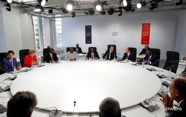 Іран влаштував сюрприз на зустрічі G7