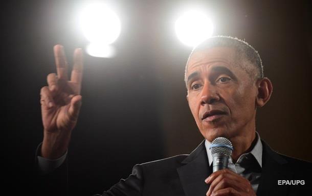 Обама опубликовал плейлист любимых песен