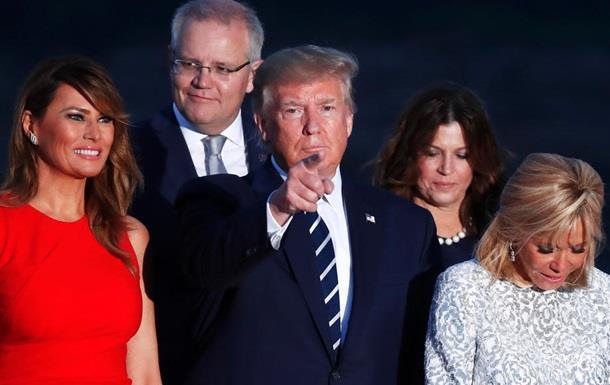 Трамп поссорился с лидерами G7 из-за России − СМИ