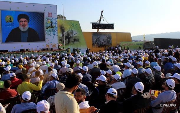 Лідер Хезболли пригрозив Ізраїлю