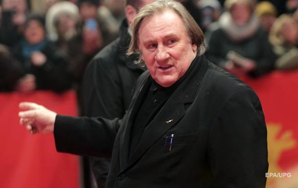 Депардьє зіграє Брежнєва у фільмі про Чехословаччину