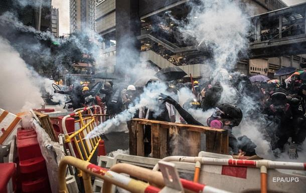 Итоги 25.08: Обострение в Гонконге, сюрприз Ирана