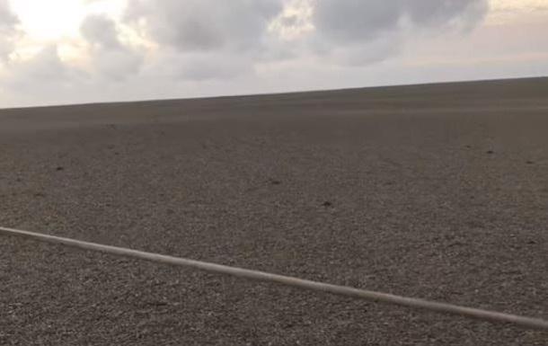 До Австралії рухається  пліт  пемзи розміром з Манхеттен