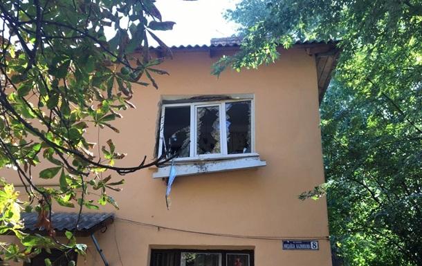 У Борисполі в будинку вибухнув газ, є постраждалий