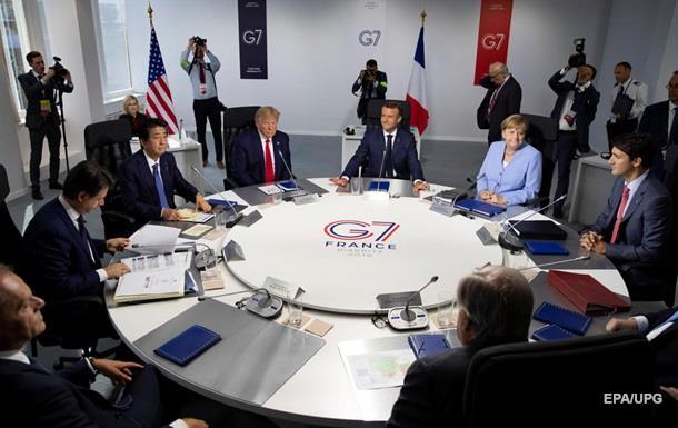 Итоги 26.08: Саммит G7 и изменения в Конституции
