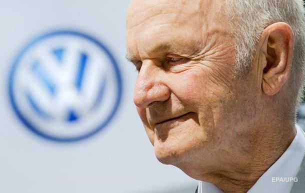 Бывший глава Volkswagen умер после посещения ресторана - СМИ