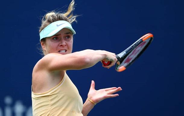 Свитолина с победы стартовала на US Open
