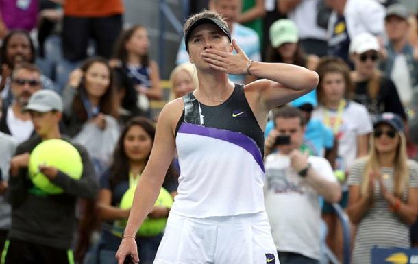 Світоліна - Осігве: огляд матчу першого кола US Open