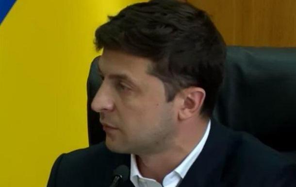 Владимир Зеленский пошел по стопам Петра Порошенко