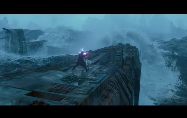 Тизер новых Звездных войн: видео