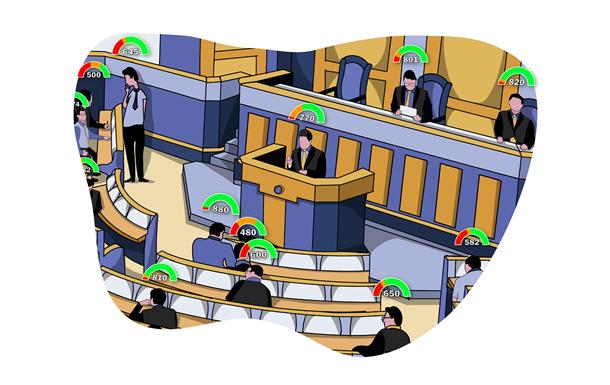 Концепцію соціального рейтингу політиків представлять на Генасамблеї ООН