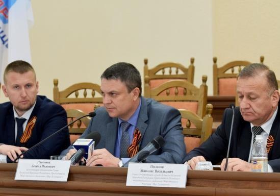"""Начались разборки в """"ЛНР"""" между Пасечником и Пилавовым"""