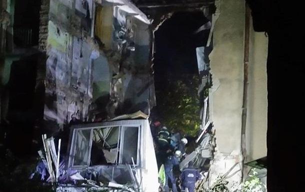 У Дрогобичі завалився чотириповерховий будинок