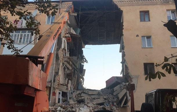 Взрыв в Дрогобыче 28 августа 2019