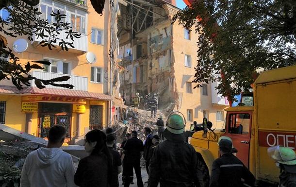 Стало відомо стан постраждалих під час вибуху в Дрогобичі
