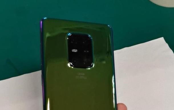 Huawei Mate 30: фото