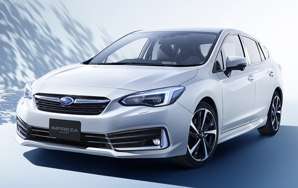 Subaru Impreza: фото